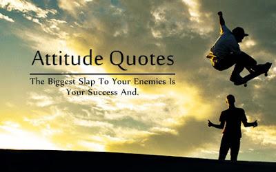 Attitude Quotes in English: Quotes About Attitude