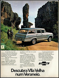 Propaganda Chevrolet Veraneio 1972, GM anos 70, Chevrolet década de 70, carros Chevrolet anos 70, Oswaldo Hernandez,