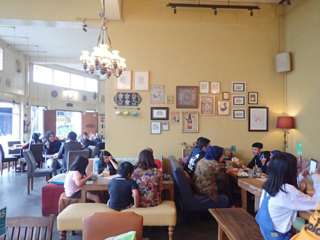 bangunan klasik wiki koffie