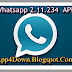 [APP] Download WhatsApp Messenger 2.11.234 For Android APK Latest Update