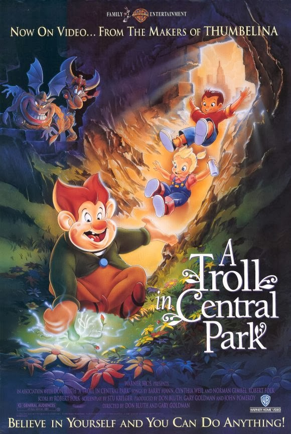 Watch A Troll in Central Park (1994) Online For Free Full Movie English Stream