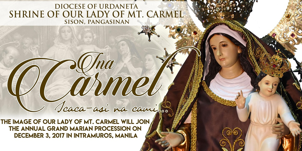 intramuros marian procession 2017