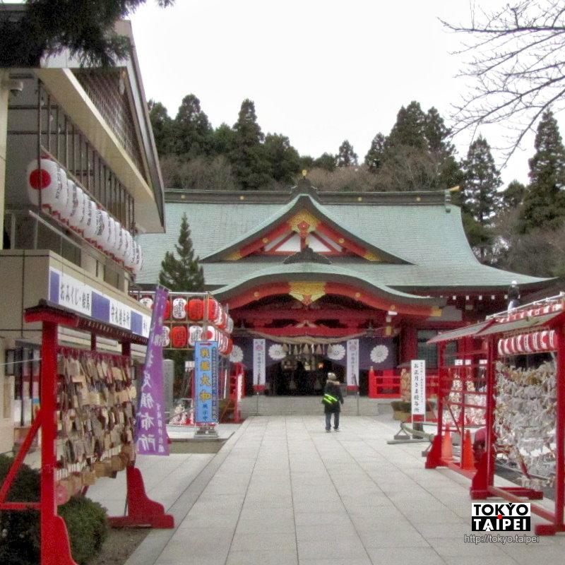 【宮城縣護國神社】充滿軍國主義色彩的神社 也可以求考試和戀愛運