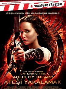 Açlık Oyunları: Ateşi Yakalamak – The Hunger Games Catching Fire | Türkçe Dublaj | 1080p BluRay | 2013