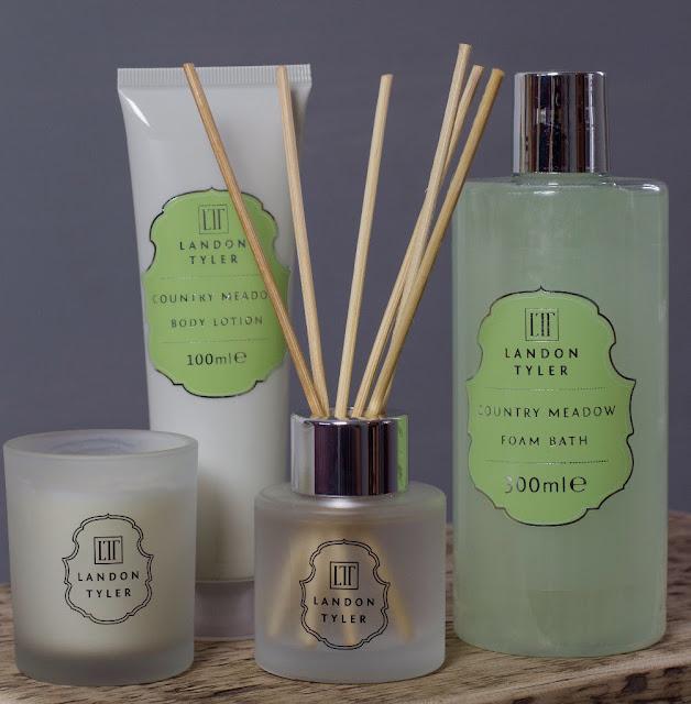The Landon Tyler Bath Gift set