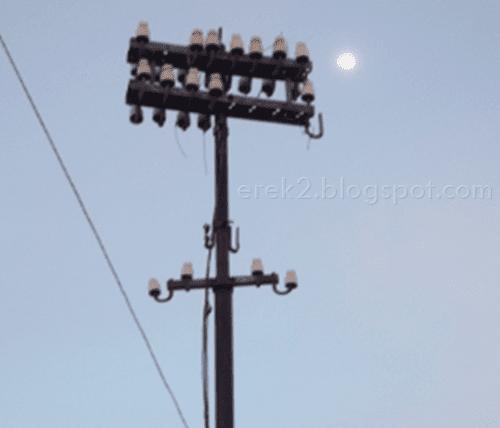 Tafsir mimpi togel tiang listrik