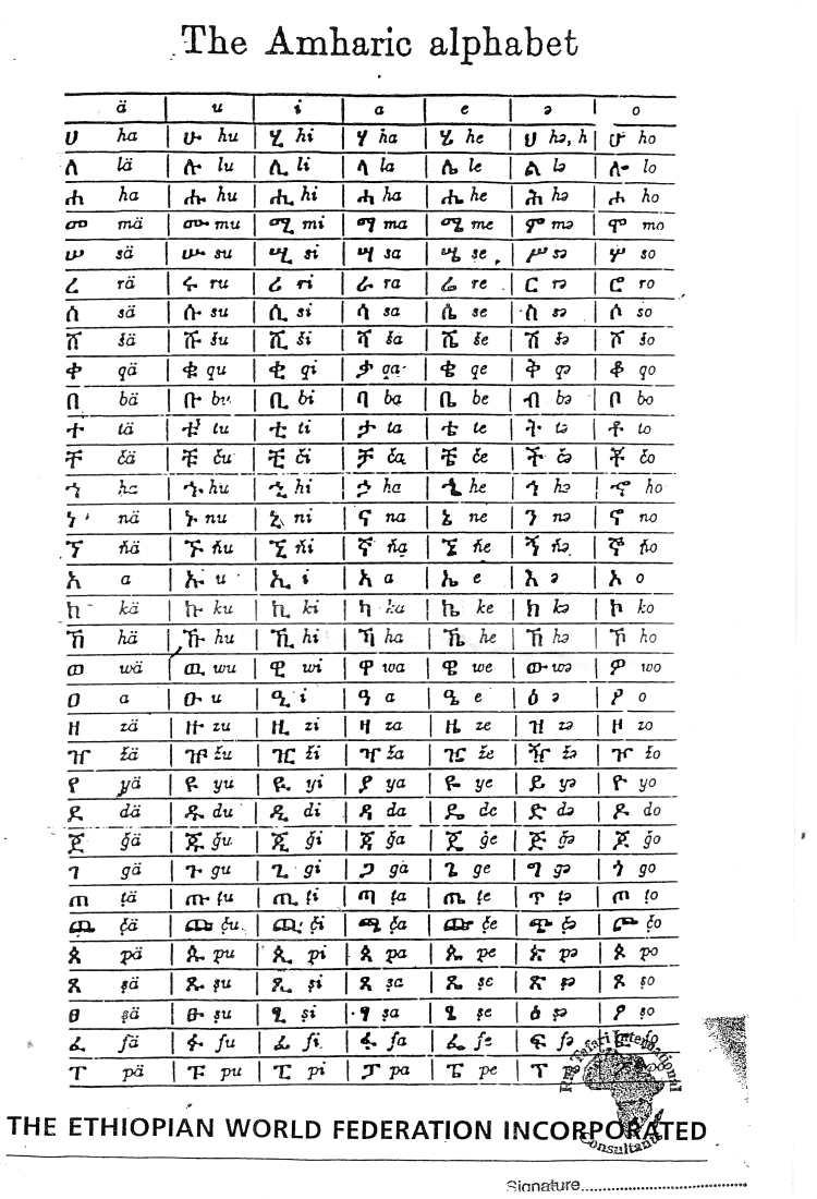 Coming into Language