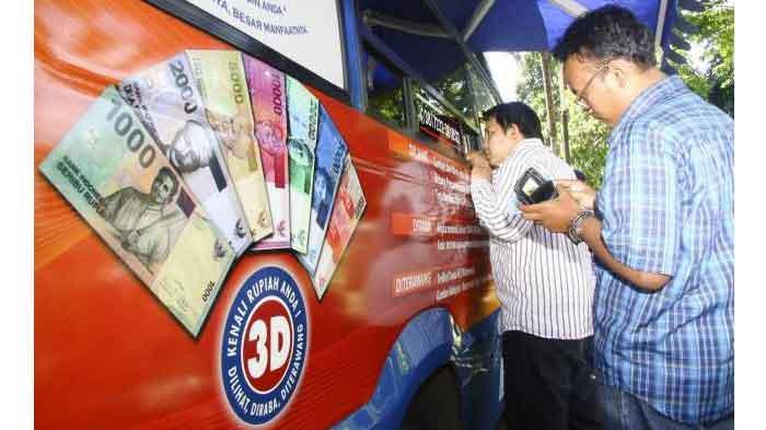 Bank Indonesia Siapkan Rp 1,5 T untuk Penukaran Uang Tunai di Banten