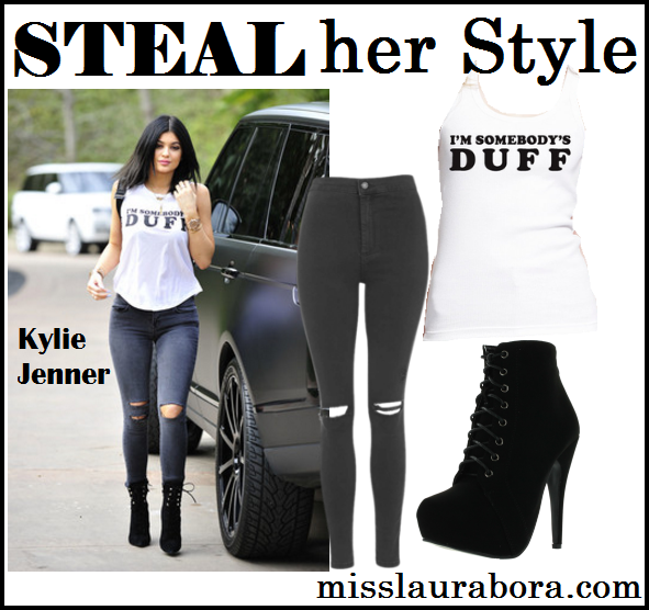 Kylie Jenner   Steal Her Style 1