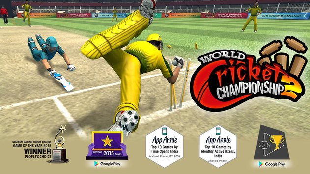 Download Game Android World Cricket Championship 2 V2.5.3 Apk Mod Unlimited Coins/Unlocked Terbaru 2017 2