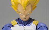 Végéta Super Saiyan Advanced Color