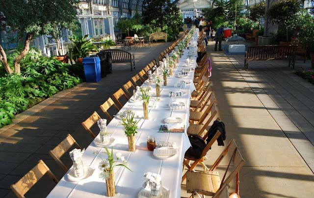 Oak Park Wedding Venues Garfield Park Conservatory Chicago IL