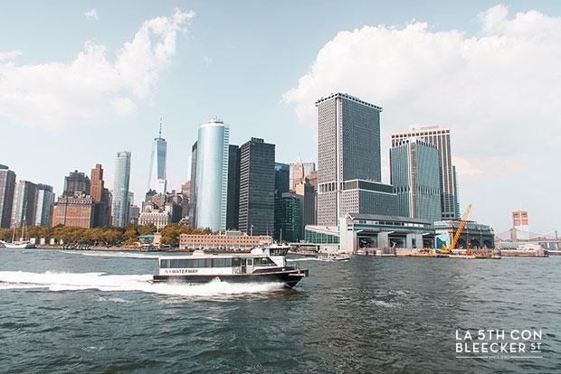 que hacer en Nueva York crucero alrededor manhattan