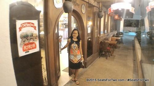Old Swiss Inn Restaurant At Somerset Olympia