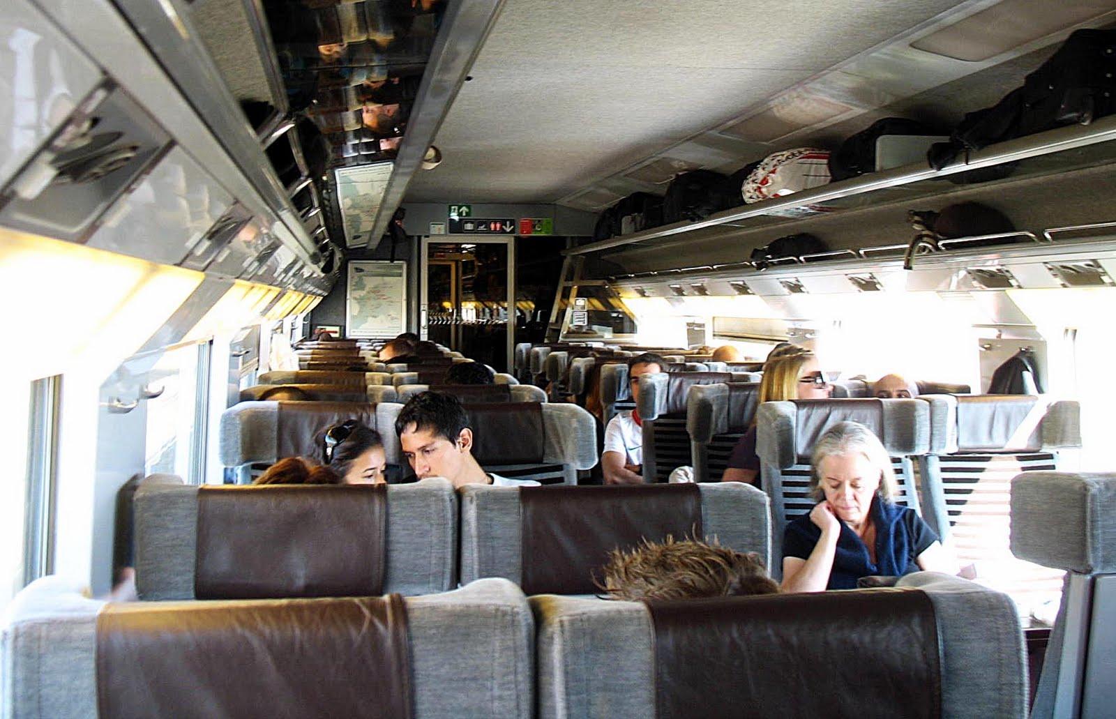 paris london train
