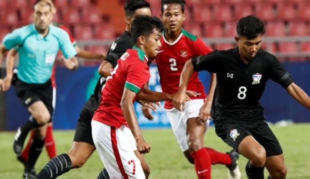 CATAT! Ini Dia Daftar Situs Live Streaming Indonesia U-16 VS Laos U-16 22 September 2017