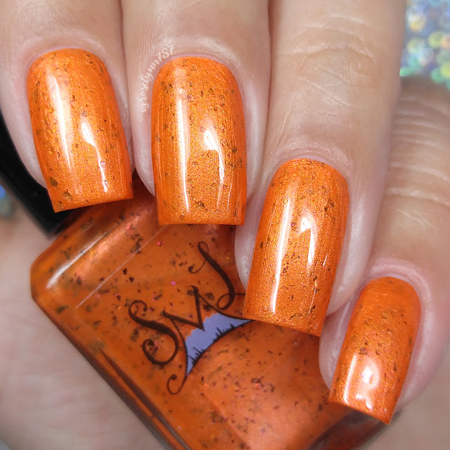 Smokey Mountain Lacquers - Out Of The Fire