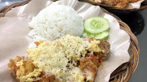 Ayam Geprek Bensu Medan