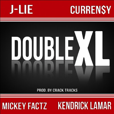 Curren$y, Kendrick Lamar and Mickey Factz on the same track = #stoleyourshine
