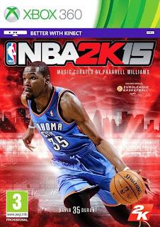NBA 2K15 (X-BOX 360)