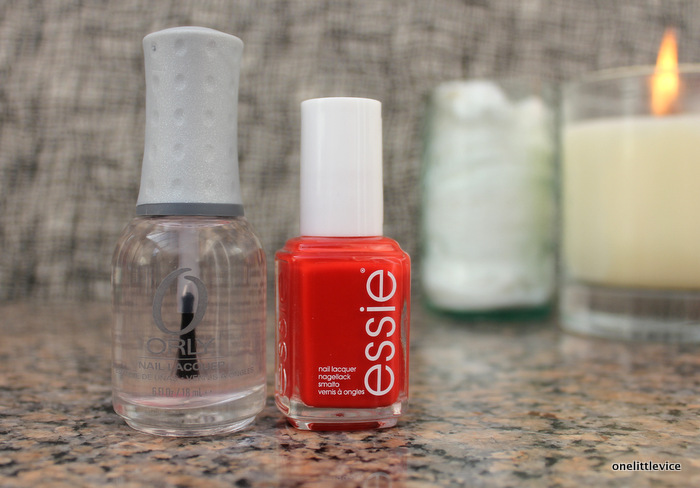 one little vice beauty blog: spring nail polish from essie and orly