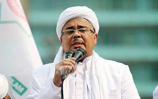 Habib Rizieq: Aksi Bela Islam Hingga Al Quran Tegak di Indonesia