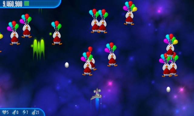 Chicken Invaders 3 Free Download PC Games