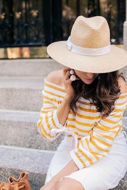 moda lato, porady stylisty, hot summer, summer in the city, summer style, lato w mieście, wakacyjna stylizacja, wakacyjny styl, letnia sukienka, modne sukienki, kapelusze słomkowe, kapelusz
