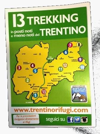 TREDICI TREKKING IN TRENTINO PDF