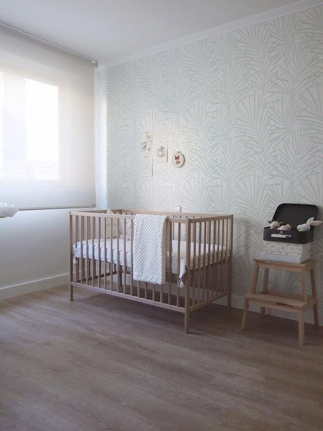 ¡Por fin! La baby room de Lola