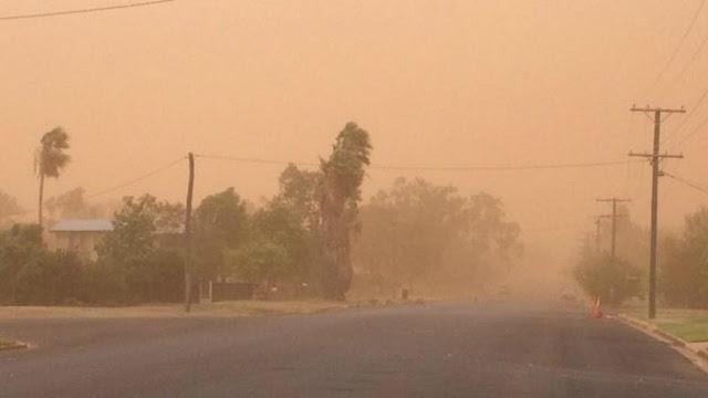 Kabut Oranye Tiba-Tiba Selimuti Kota di Australia Ini, Ada Apa?
