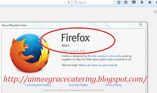Cara Update Mozilla Firefox Terbaru