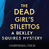 Cover Reveal - The Dead Girl's Stiletto by Quinn Avery