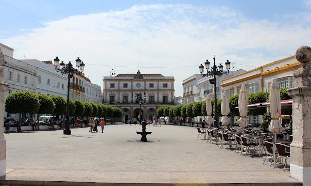 La Alameda de Medina Sidonia