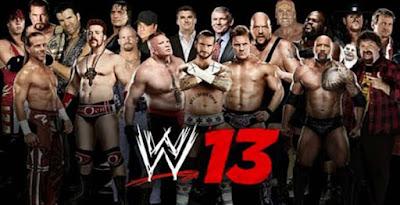 WWE 2K13 PC Game Free Download