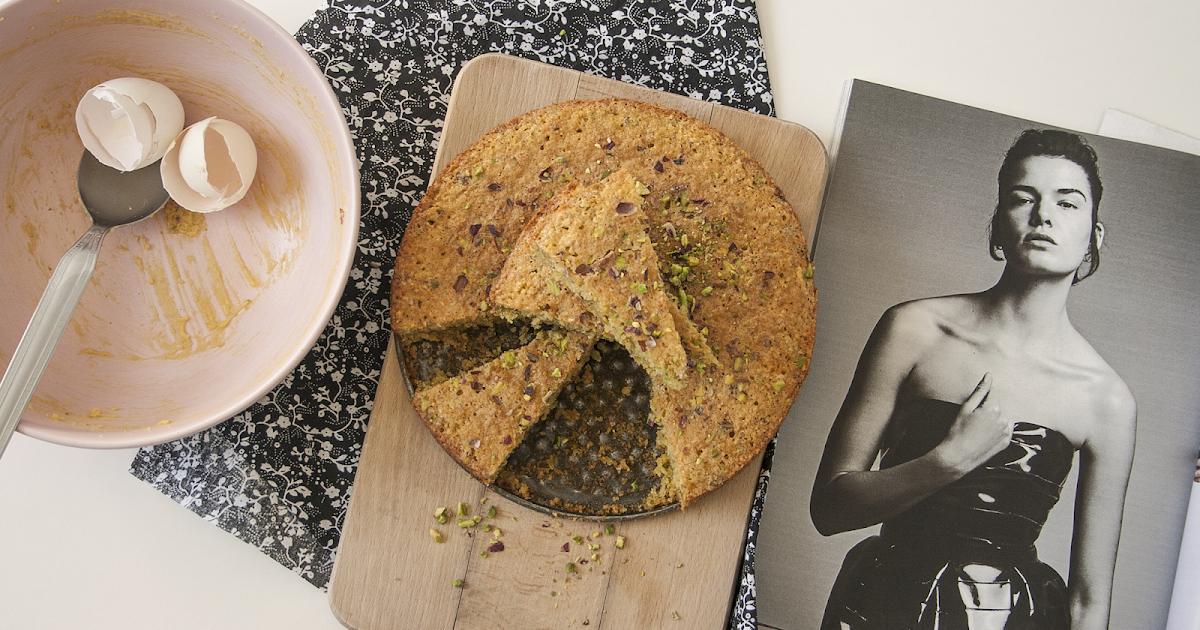 Dolci Da Credenza Bombe E Ciambelle : Torta al pistacchio gluten free breakfast at tiffany s di