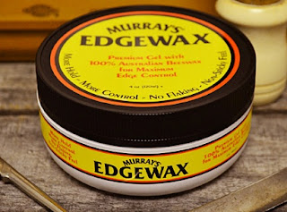Review Pomade Murray's Edgewax