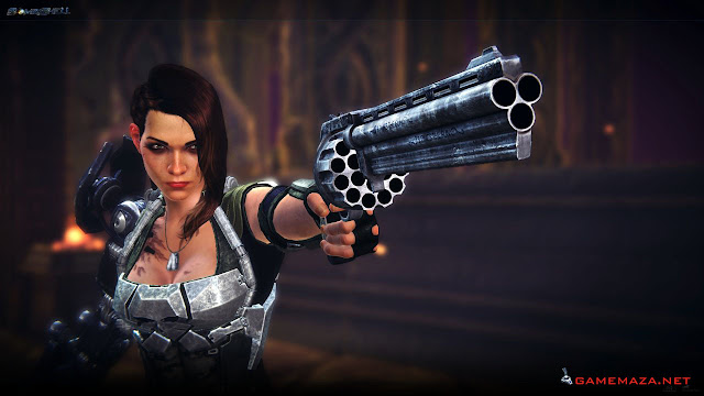 Bombshell Gameplay Screenshot 2