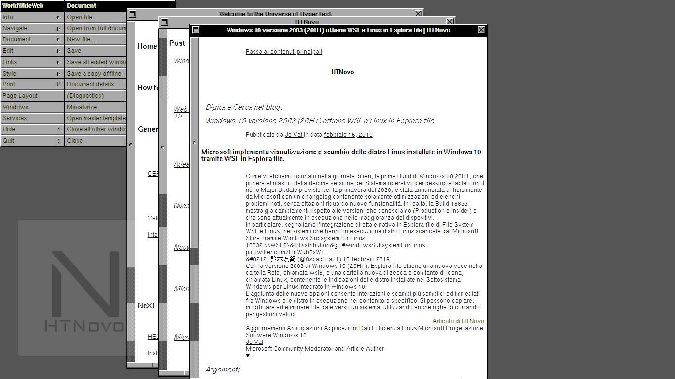 CERN-primo-browser-storia
