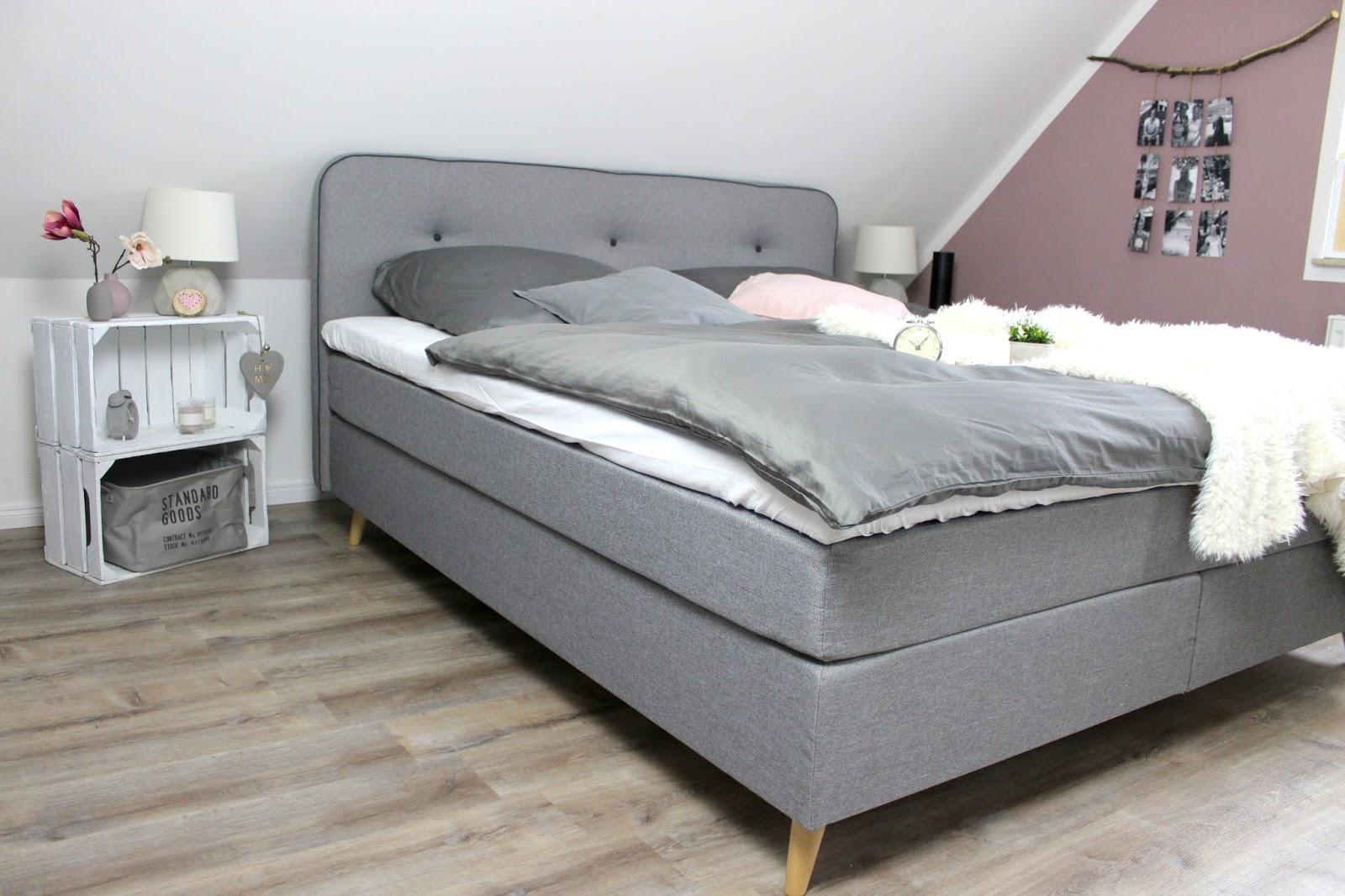 DIY Schlafzimmer Make Over - Vorher / Nachher mit tollen DIY und ...