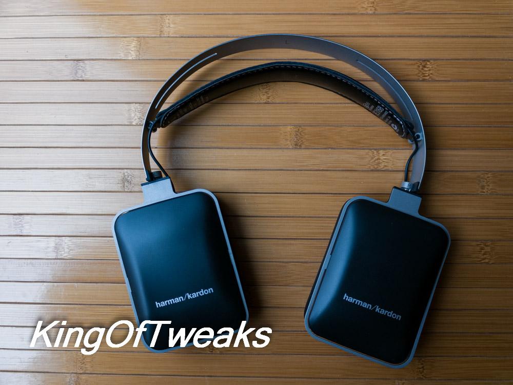 king of tweaks harman kardon bluetooth headphones. Black Bedroom Furniture Sets. Home Design Ideas