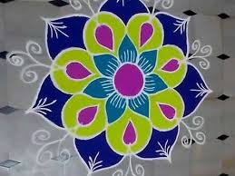 Designs Of Rangoli Simple Designs