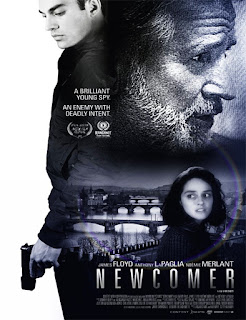 Newcomer (Rogue Agent) (2015)