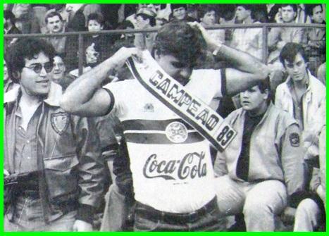 Resultado de imagem para CORITIBA 1989 CAMPEAO