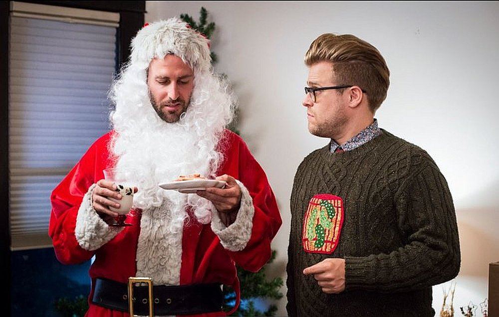 Adam Ruins Everything Christmas.Mainlining Christmas Ruins Adam Ruins Christmas 2016