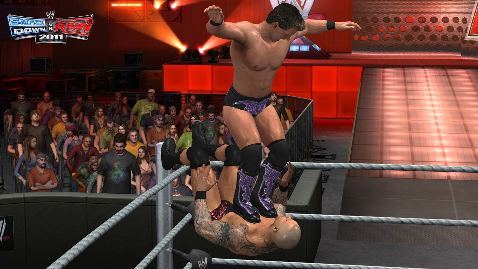 Wwe raw 2007 game setup download for pc version
