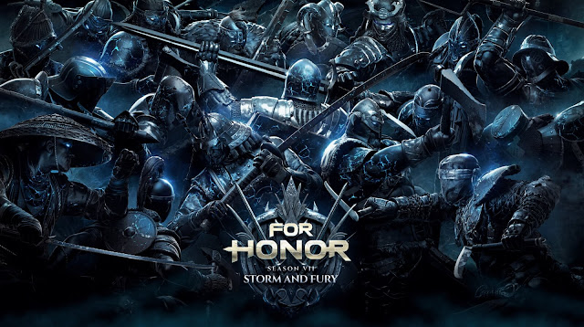 for honor season season 7 storm and fury