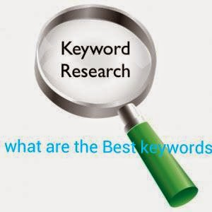 How to find Best keywords for your Blogs and websites