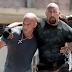 The Rock y Diesel hablaron de su enfrentamiento en la alfombra roja del estreno de The Fate of The Furious