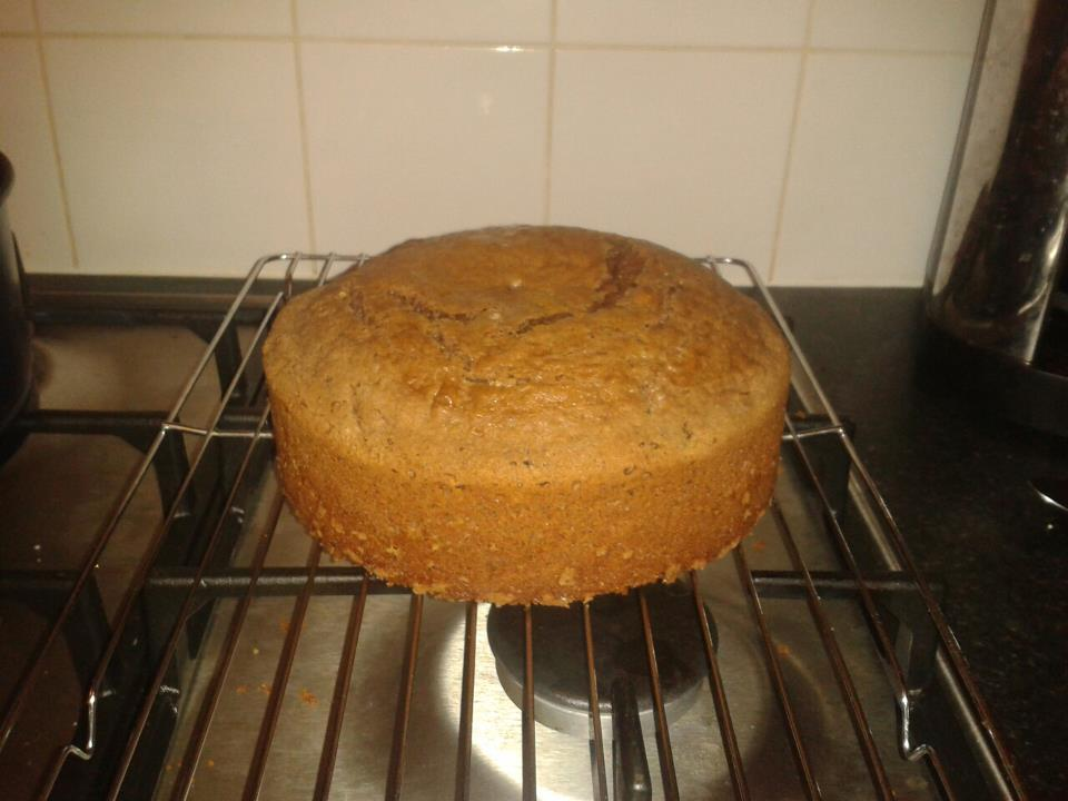 Ginger Cake Mix Aldi